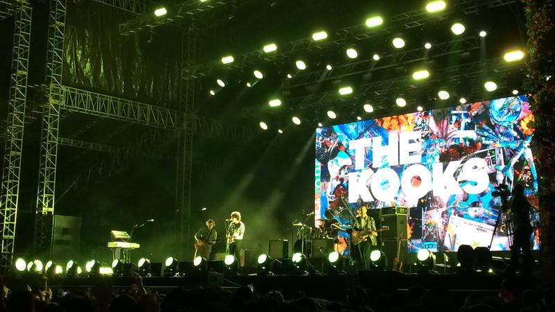 The Kooks (Foto: Ady/Okezone)