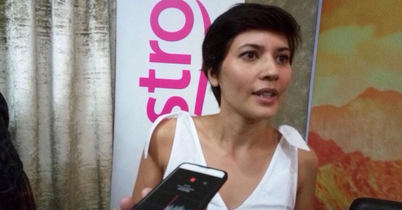 Hannah Al Rasyid (Foto: Revi/Okezone)