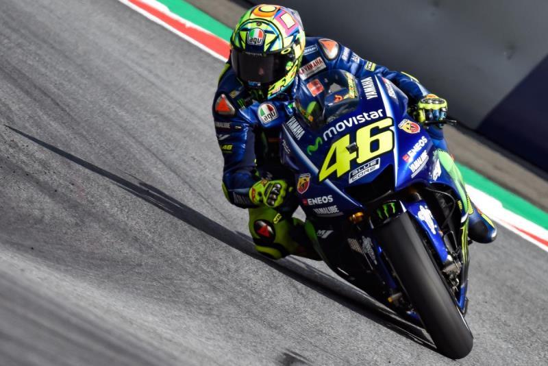 Valentino Rossi (Foto: laman resmi MotoGP)