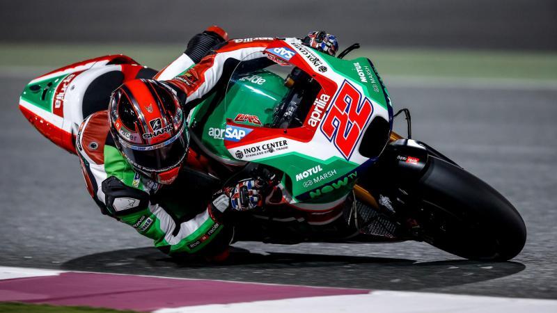 Sam Lowes. (foto:situs resmi MotoGP)