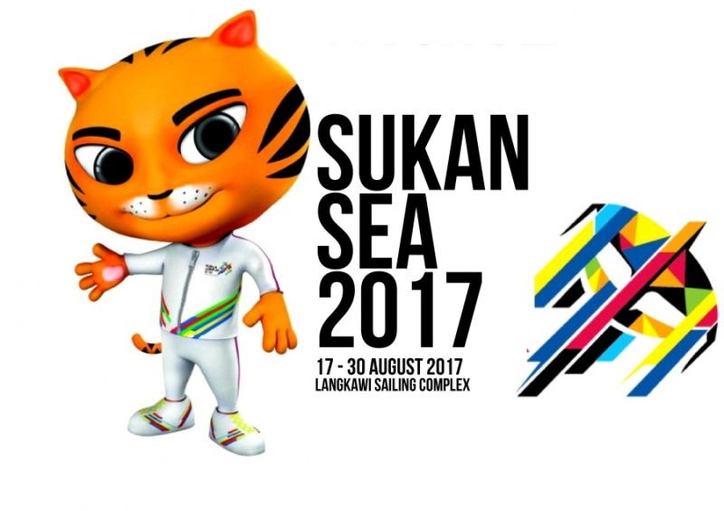 logo SEA Games.
