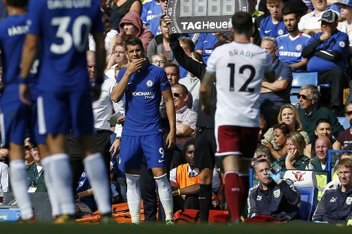 Chelsea (Foto:AFP)