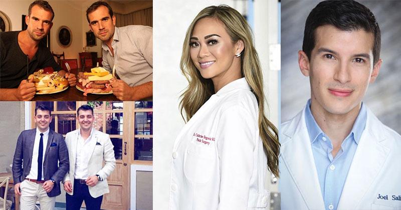 6 Dokter Ganteng dan Cantik Paling Bikin Baper, Ada yang Kembar Identik!