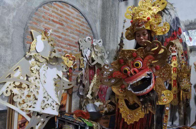 Luar Biasa! Peserta Jember Fashion Carnaval Habiskan Jutaan Rupiah untuk Bikin Kostum