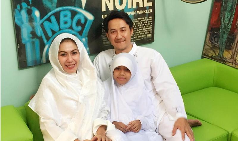 Agus Kuncoro dan istri (Foto: Instagram)