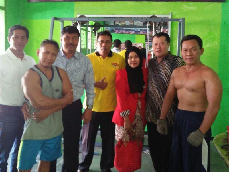 Body Contest di PBC Jatim (Foto: Syaiful Islam/Okezone)