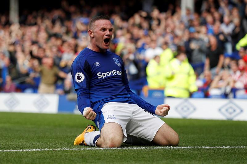 Wayne Rooney (Foto: Lee Smith/Reuters)