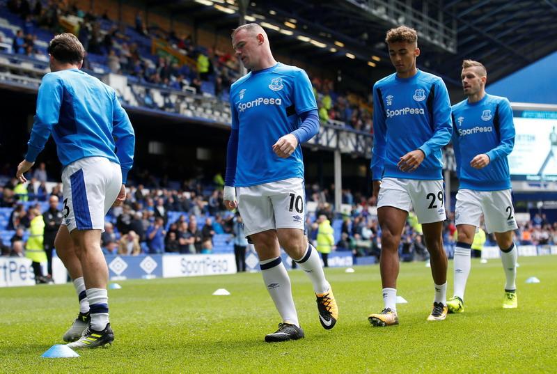 Everton (Foto: Andrew Yates/Reuters)