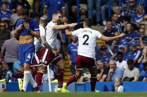 Burnley (Foto:AFP)