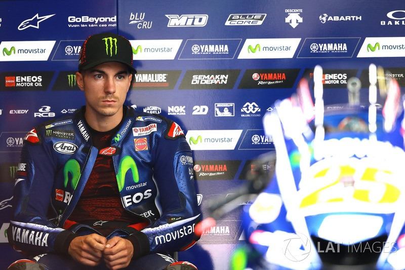 Maverick Vinales. (Foto: Motorsport)