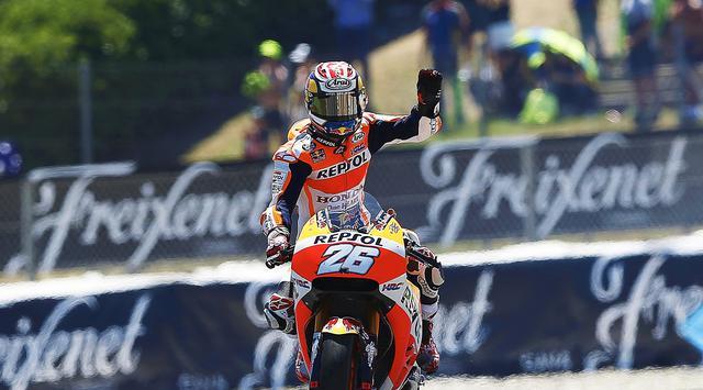 Dani Pedrosa. (Foto: MotoGP)