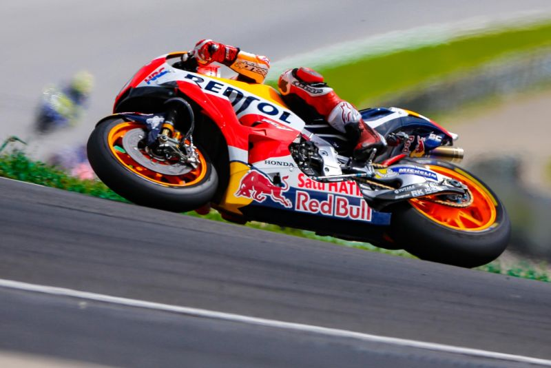 Marc Marquez, Pembalap Repsol Honda (Foto: Laman Resmi MotoGP)