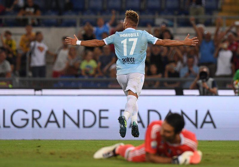 Ciro Immobile. (Foto: Reuters)