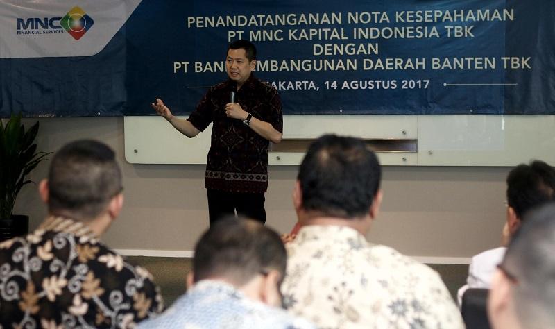 KPIG Kembangkan Smart City di Tangerang, Hary Tanoe: Kita Ingin Jadi Silicon Valley di Indonesia : Okezone Ekonomi