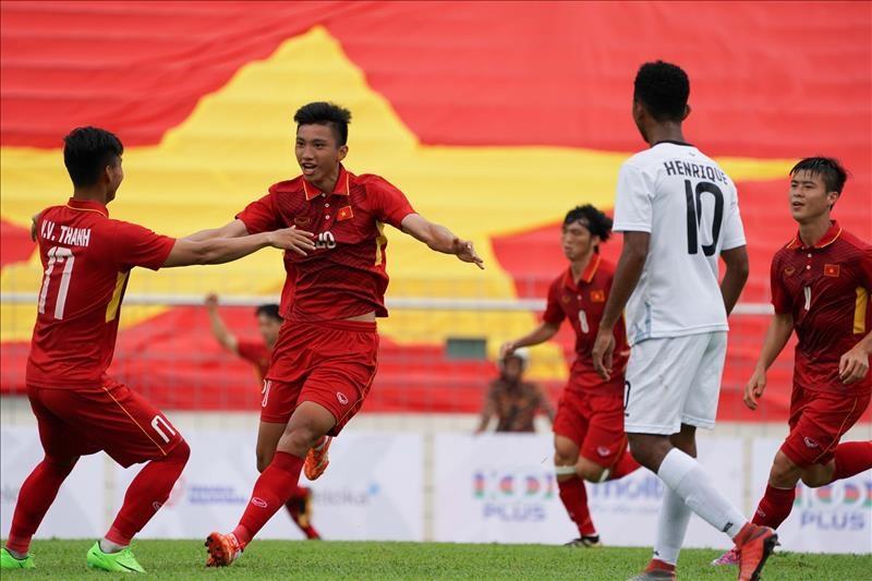hasil grup b sea games 2017 indonesia tahan thailand vietnam dan filipina menang