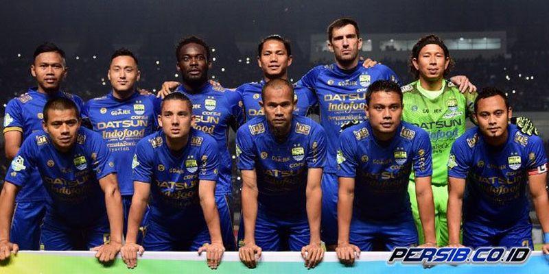 Persib Bandung (Foto: Laman resmi Persib)