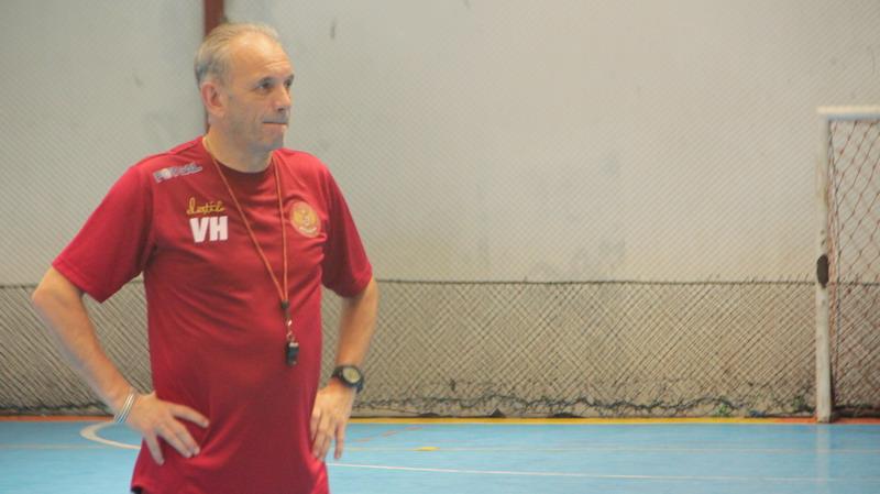 Victor Hermans (Foto: Anca/Okezone)