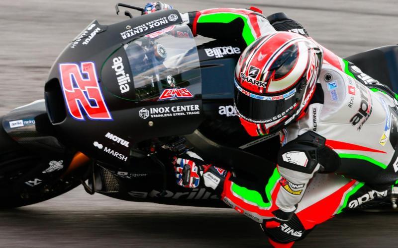 Sam Lowes (Foto: laman resmi MotoGP)