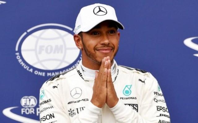 Lewis Hamilton (Foto: AFP)