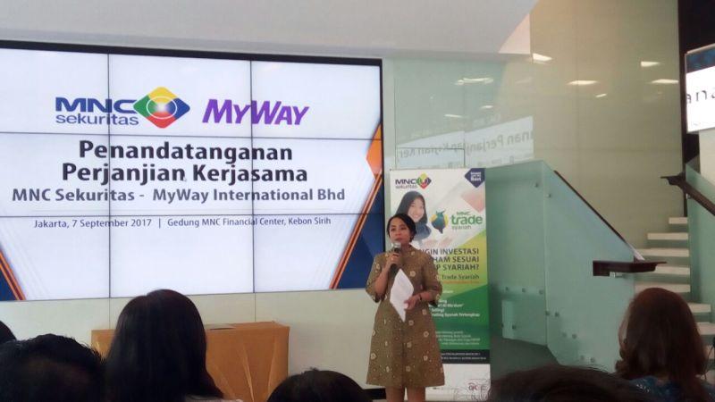 BCAP Incar WNI di Malaysia, MNC Sekuritas Kerjasama dengan MyWay Bhd : Okezone Ekonomi