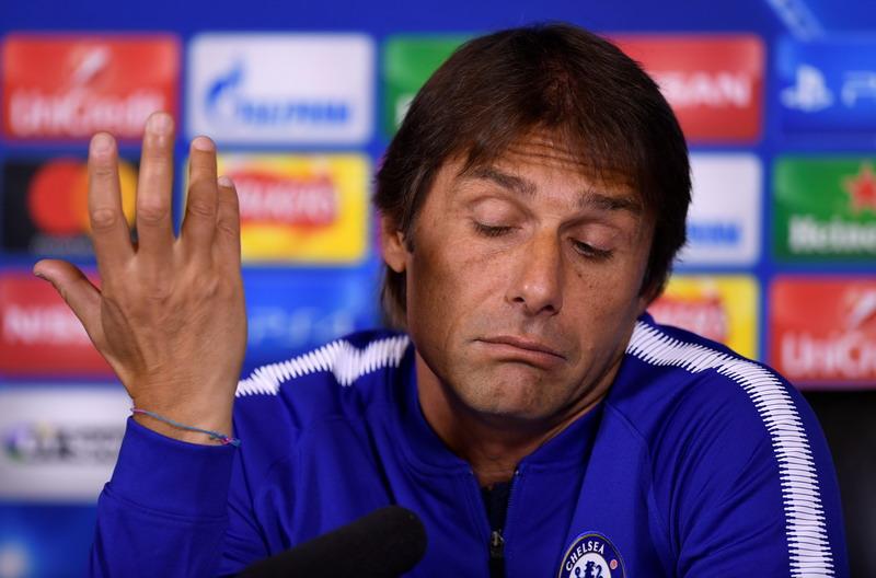 Antonio Conte (Foto: Tony O'Brien/Reuters)