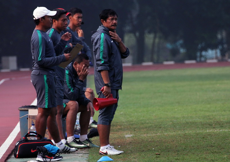 Indra Sjafri menekankan Timnas Indonesia U-19 wajib menang. (Foto: PSSI)
