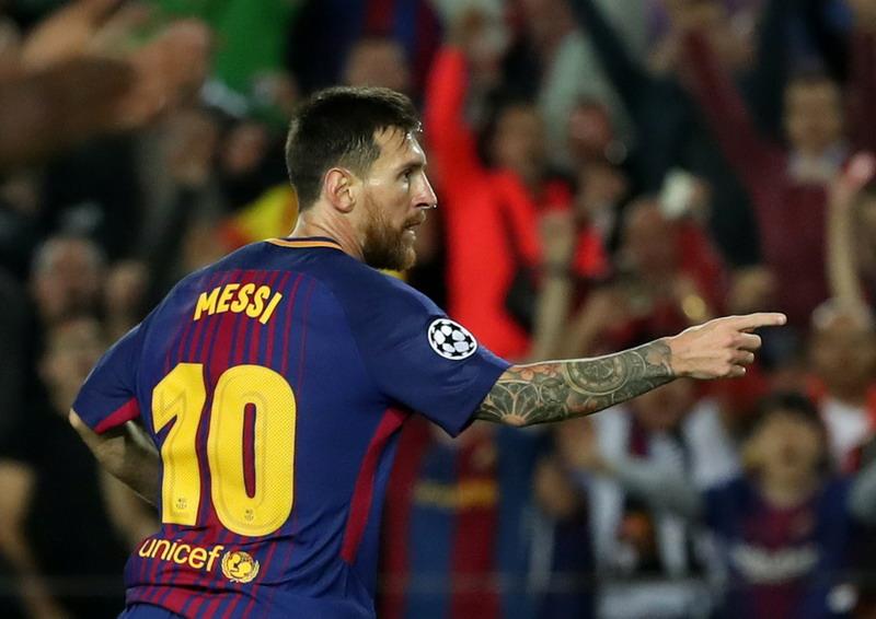 Lionel Messi (Foto: Susana Vera/Reuters)