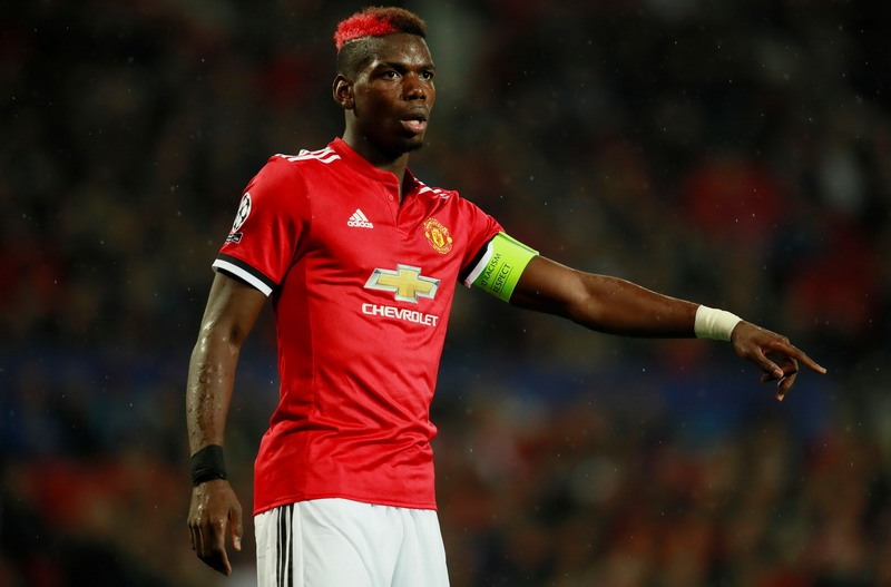 Paul Pogba (Foto: REUTERS/Jason Cairnduff)
