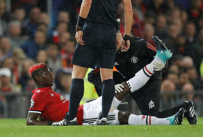 Paul Pogba (Foto: REUTERS/Darren Staples)
