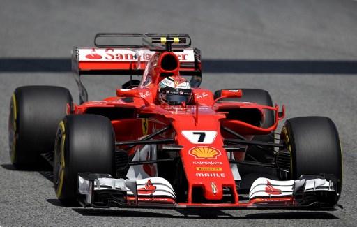Ferrari (Foto:AFP)