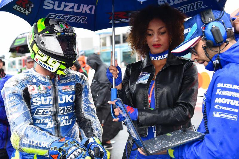 Pembalap Suzuki Ecstar, Andrea Iannone (Foto: Laman Resmi MotoGP)