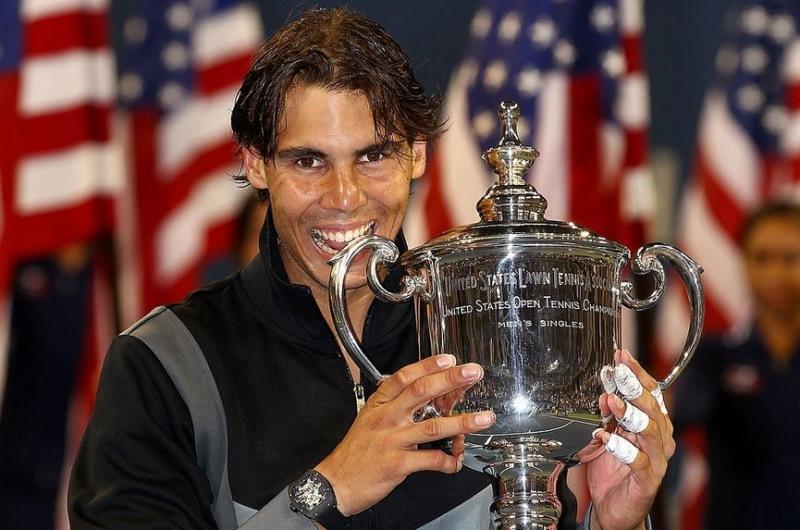 Rafael Nadal. (Foto: US Open)