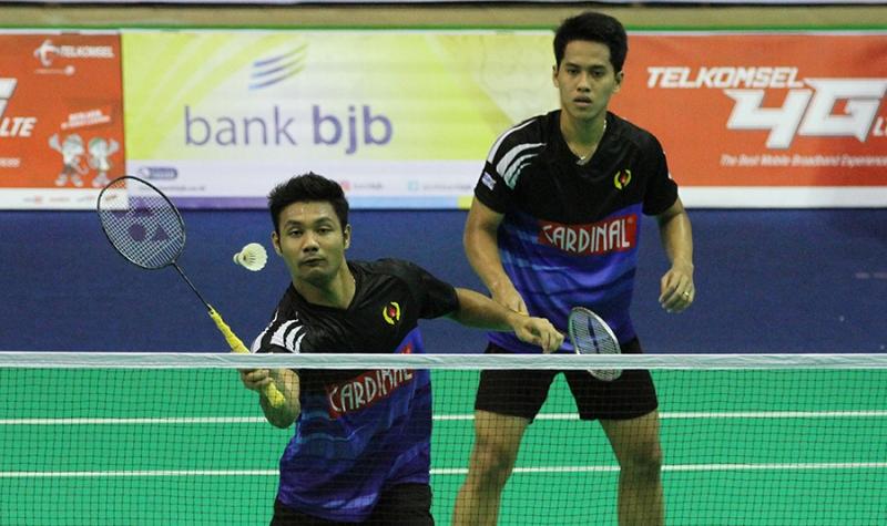 Berry Angriawan/Hardianto. (Foto: PBSI)