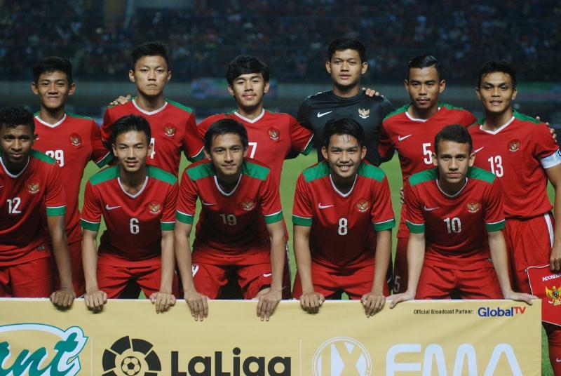 Timnas Indonesia U-19 berlaga di Piala AFF U-18 2017 (Foto: istimewa)