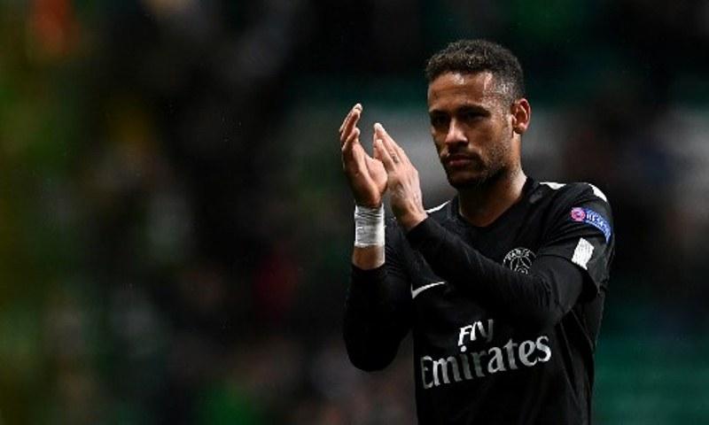 Neymar (Foto: AFP)