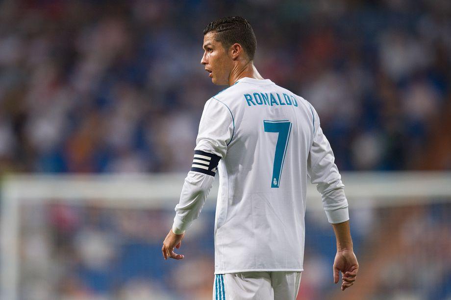 Pemain Real Madrid, Cristiano Ronaldo (Foto: Getty Images)
