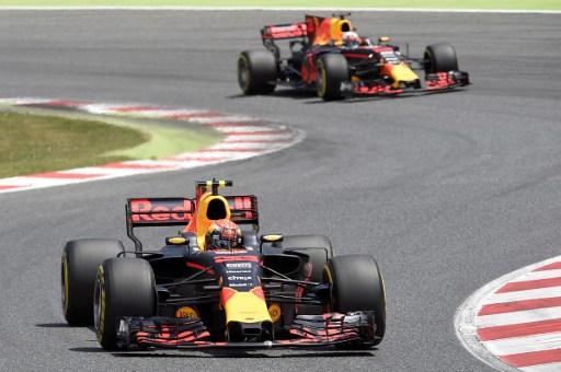 Red Bull (Foto:AFP)