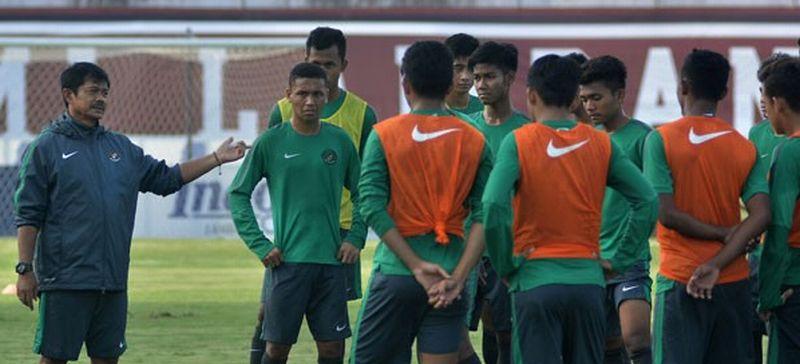 Timnas Indonesia U-19 berlaga di Piala AFF U-18 2017 (Foto: Antara)