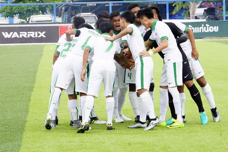 Timnas Indonesia U-16 siap tampil di Kualifikasi Piala Asia. (Foto: PSSI)