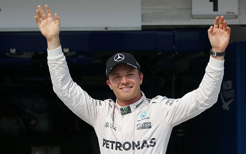 Nico Rosberg (Foto:Reuters)