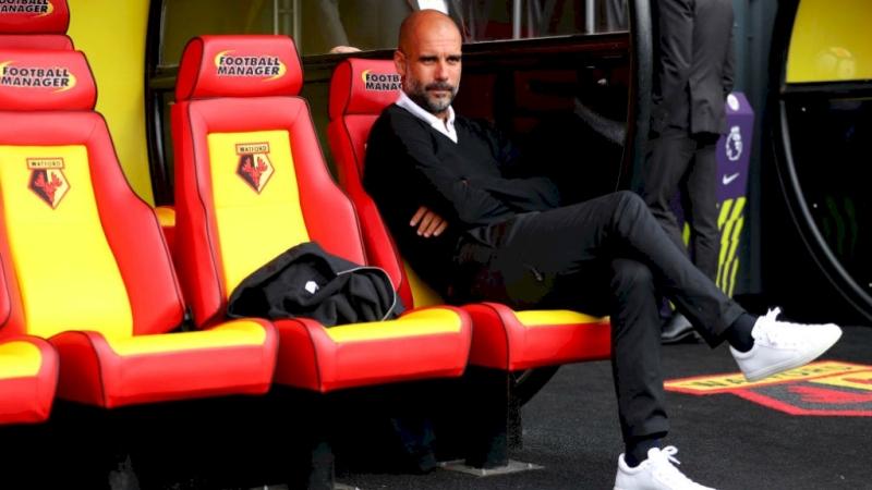 Pep Guardiola. (Foto: Manchester City)