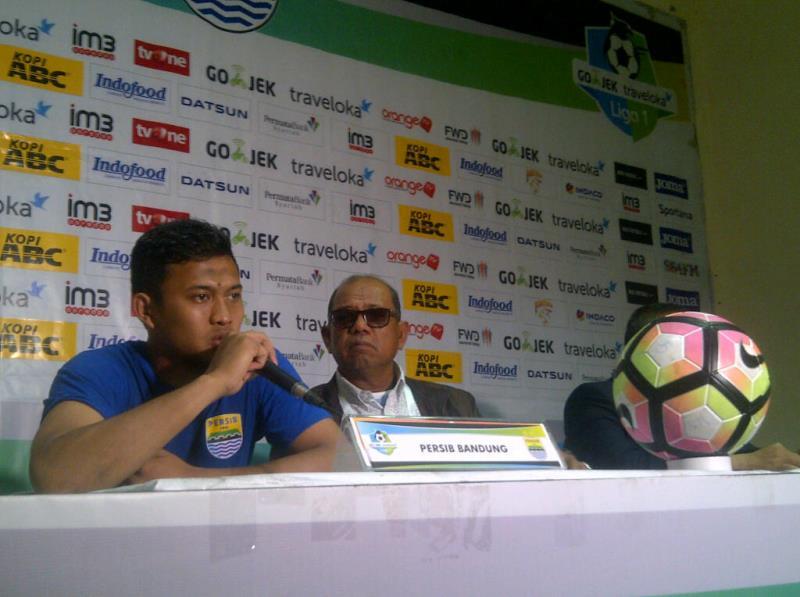 Persib Bandung. (Foto: Oris Riswan)