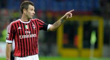 Cassano Masih Ditunggu Prandelli untuk Euro 2012
