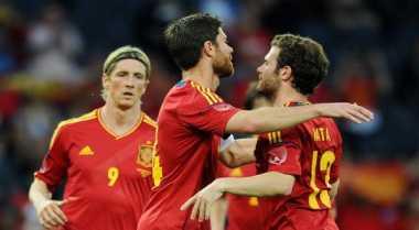 Spanyol yakin dapat hentikan Ronaldo