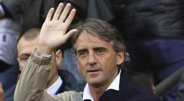 Mancini: Balotelli lebih baik dari Rooney