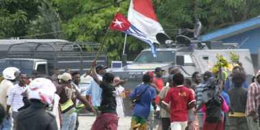 1 warga sipil tewas di Papua