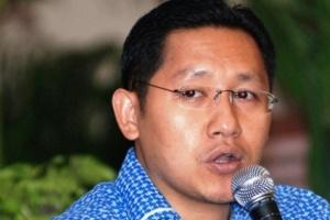 Anas bantah ditanya KPK soal Andi Mallarangeng