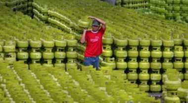 LPG 3 kg di Salatiga tembus Rp15.000/tabung