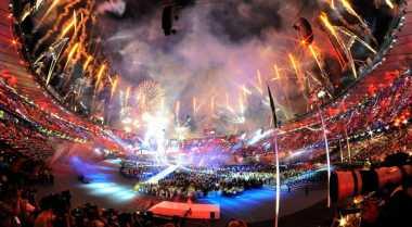 Olimpiade London 2012 Resmi Ditutup