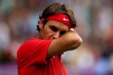Raih Perak, Federer Kecewa Sekaligus Bangga